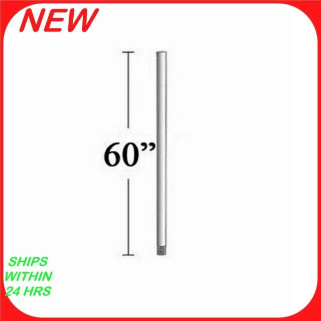 Minka Aire Dr560 60 Inch Ceiling Fan Downrod In Black Iron For Sale Online Ebay