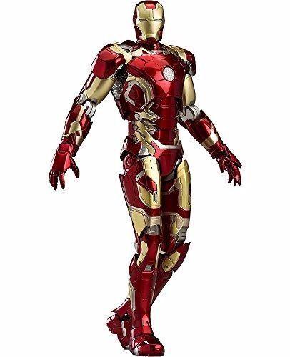 Figma  EX-034 Avengers Age Of Ultron Iron uomo Mark 43 Xliii Statuetta Gsc Nuovo  tutti i prodotti ottengono fino al 34% di sconto