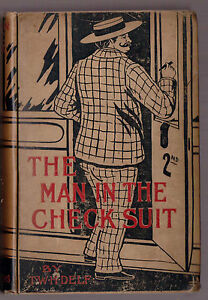 Enthusiasm T W H Delf - The Man in the Check Suit - 1st Ed 1897 ...