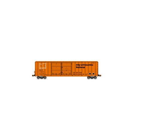 Model Railroads & Trains Atlas 5535b N Scala Burlington Northern Bn 90 Ton 3 Alloggiamento Tramoggia Toys & Hobbies