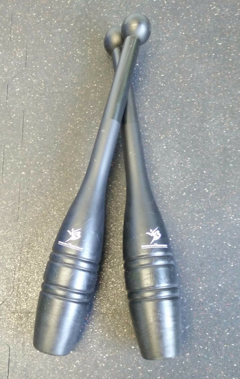 1 Pound (2 lb Pair) Indian Clubs for Shoulder Mobility & Rehab indian club