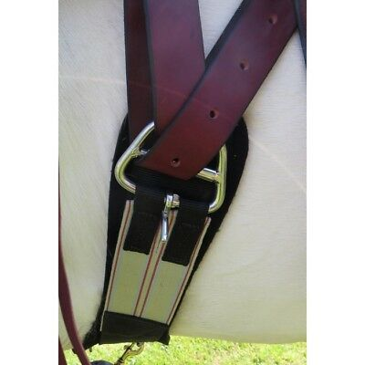 Western Saddle Cinch Black EZ Breathe Snuggit Neoprene 36 Inch