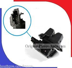 Serrure de coffre Hayon électrique Renault Megane 2 Scenic 2 8200947699