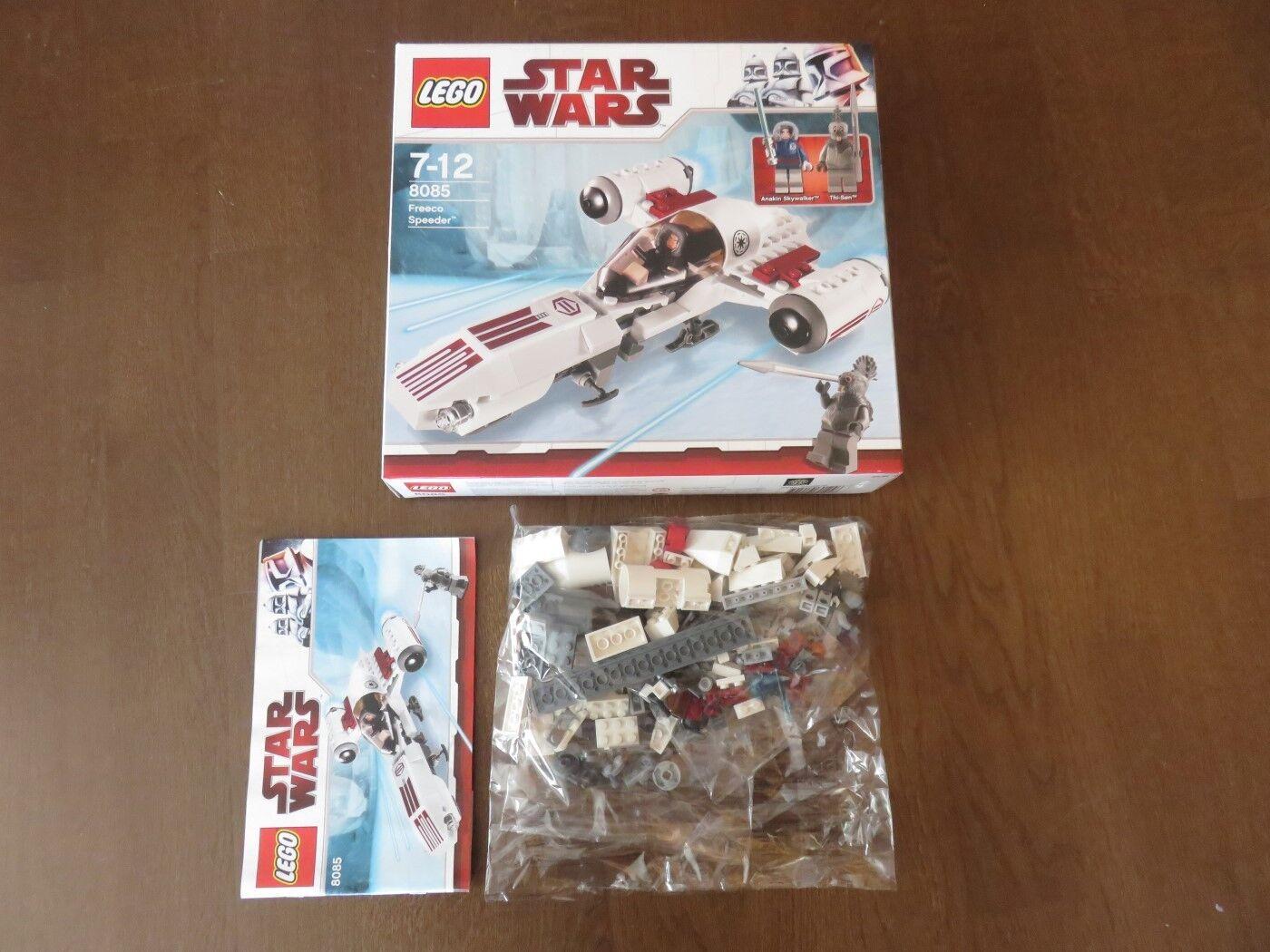 Lego Star Wars 8085 Freeco Speeder NEU lesen