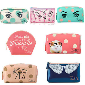 Image Is Loading Zoella Make Up Vanity Case Beauty Cosmetic Bag
