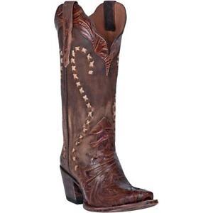 Dan-Post-Women-039-s-DP3785-NIKOLA-Cowboy-Boot