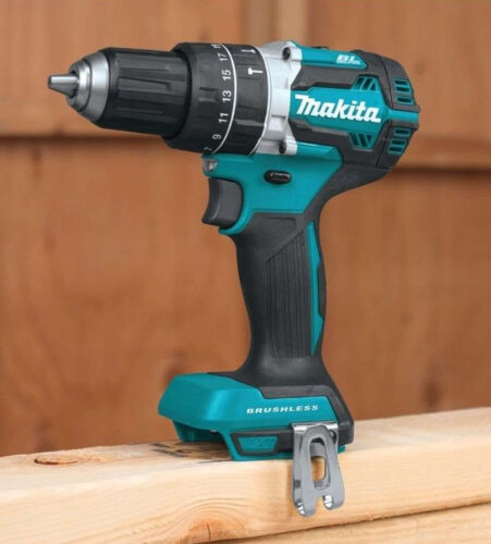 MAKITA BRUSHLESS 18v HAMMER DRILL DRIVER DHP484 with 3 year warranty DHP484z