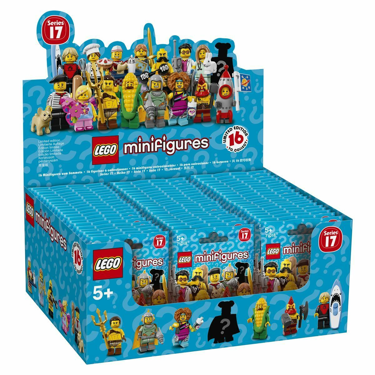 lego minifigures series 17 - HD 1200×1200
