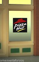 Pizza Hut Animated Neon Window Sign 8985 Miller Engineering