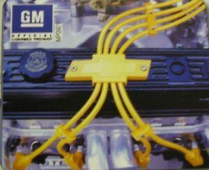 CHEVROLET CENTER BOLT VALVE COVER SPARK PLUG WIRE LOOMS | eBay on plug wire accessories, engine spark plug looms, plug wire pliers, plug wire labels, plug wire tools, plug wire connectors, plug wire socks, plug wire holders, billet spark plug looms, dodge spark plug looms,