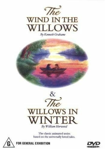 The Wind In The Willows (2003) Region 4 DVD