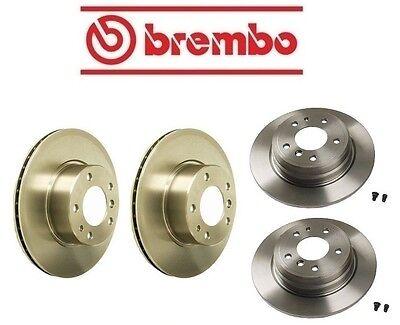 Brembo 25301 Ventilated Front Disc Brake Rotor
