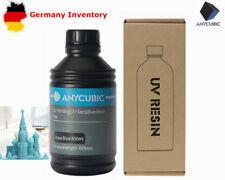 *DE STOCK*ANYCUBIC Aqua Blue 405nm UV Sensitive Resin for Photon 3D Printer 500g