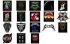 Metallica Sew On Patch / Patches NEW OFFICIAL 19 designs to choose from
