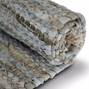 Lederteppich Leder Teppich Handgefertigt Lederlaufer Laufer