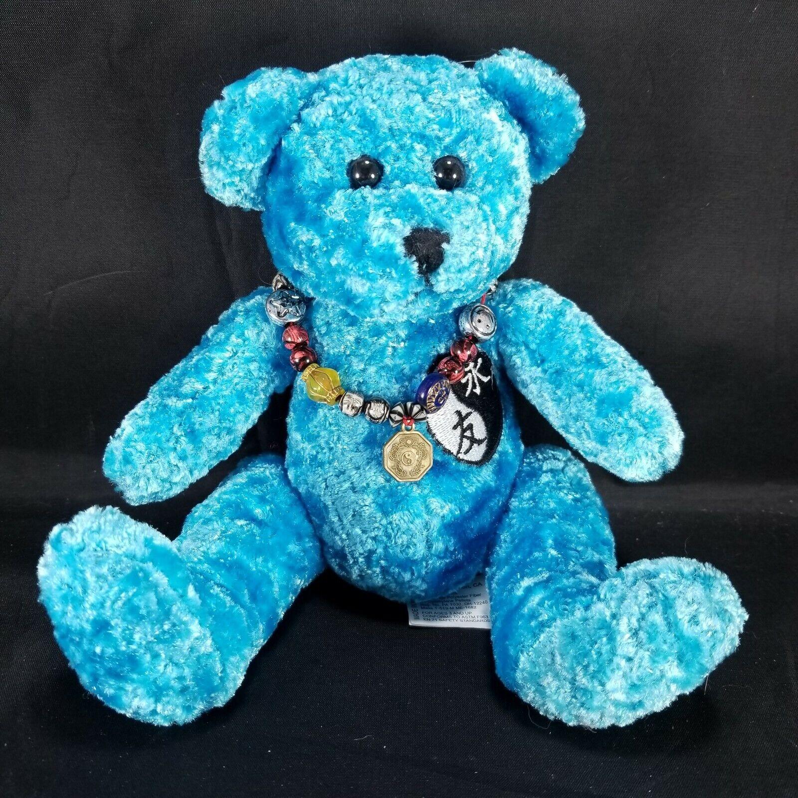 Best Stuffed Animals For Boy, Foo Forever Health Teddy Bear Plush Yin Yang Charm Bracelet Fiesta 9 Toy For Sale Online Ebay