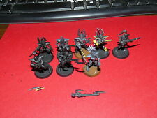 40K Dark Eldar Kabalite Warriors Shredder Bits