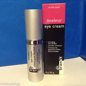 dr. brandt Lineless Eye Cream, 0.5 oz. Proactiv+ Duo Emergency Blemish Relief  - Proactive Solution Acne Spot Treatment