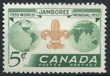 Canada 1955 SG#482 World Scout Jamboree MNH #D6511