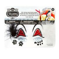 Disney Villains Cruella Eye Decals 1 Pair In Package 101 Dalmatians