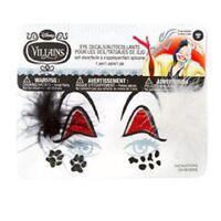 Disney Villains Cruella Eye Decals 1 Pair In Package 101 Dalmatians