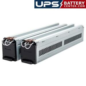UPSBatteryCenter PS450 Compatible Replacement Battery Pack for APC Powerstack 450VA 1U