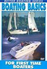 Boating Basics For First Time Boaters (DVD, 2003)