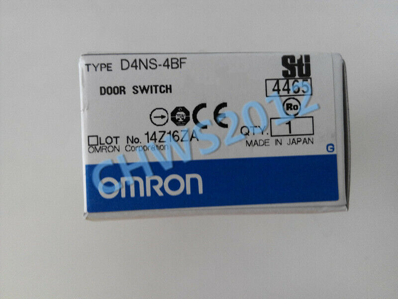 1 PCS NEW IN BOX Omron safety door switch D4NS-4BF
