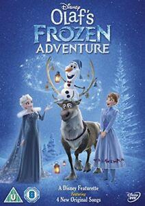 Olafs-Frozen-Adventure-DVD-Region-2