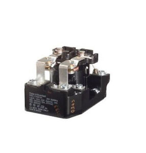 TE CONNECTIVITY // POTTER /& BRUMFIELD PRD-11AH0-240 POWER RELAY DPDT 20A PANEL 240VAC