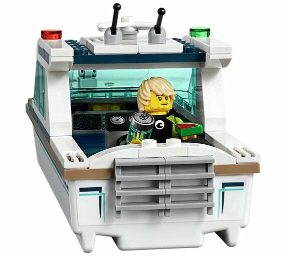 LEGO City Diving Toy Yacht Construction Set - 60221 Best Best Best Game To Gift For Kids cb3459