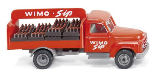 """Wiking 034502-1//87 bebidas-camión /""""wimo sip/"""" nuevo"""