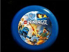 Ninjago- Ninjas 8 Mini Flying Disks Party Favor Loot  Birthday Toys Prizes Disc