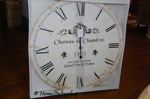Wanduhr-Gross-Uhr-Shabby-Landhaus-Country-Frankreich-60-cm-Landhaus-XXL