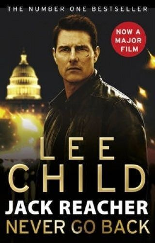 1 of 1 - Never Go Back - Jack Reacher By Lee Child - New