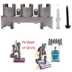 For-Dyson-V7-V8-V10-Wall-Mount-Tool-Attachment-Storage-Rack-Holder-Accessory