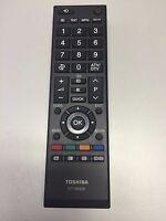 Toshiba Remote Control Ct-90329 For 22av700a 26av700a 32av700a 40cv700a 40rv700