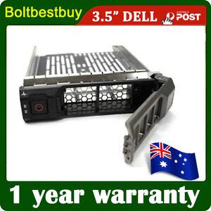 3-5-Dell-Server-Caddy-PowerEdge-PowerVault-0F238F-F238F-Hot-Swap-SAS-SATA
