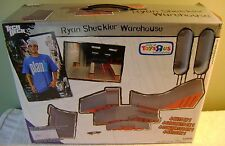 Tech Deck Ryan Sheckler Warehouse Deluxe Playset W/ Skateboard 2009 Complete TRU