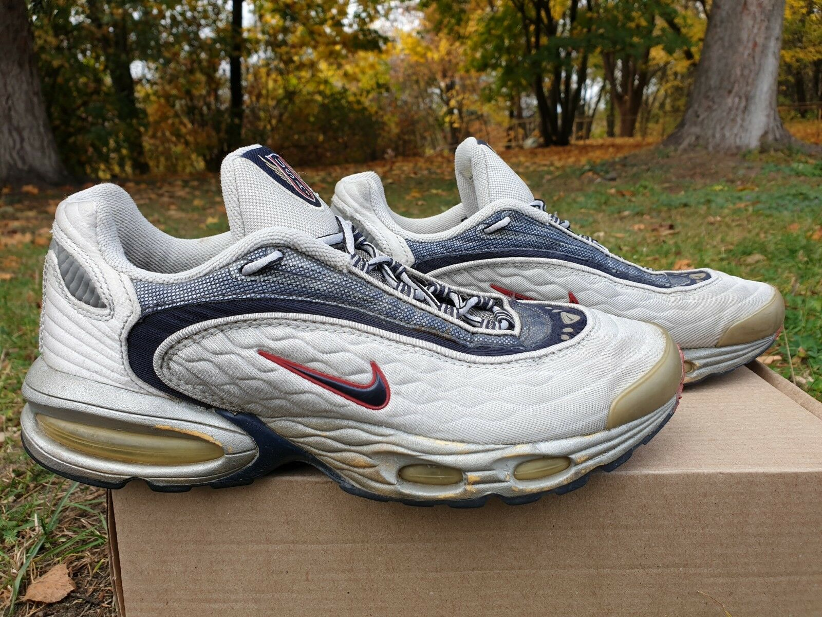 Original Nike 105231 041 Vintage Air Max 97 USA  , 2000 Rare , duralon brs 1000