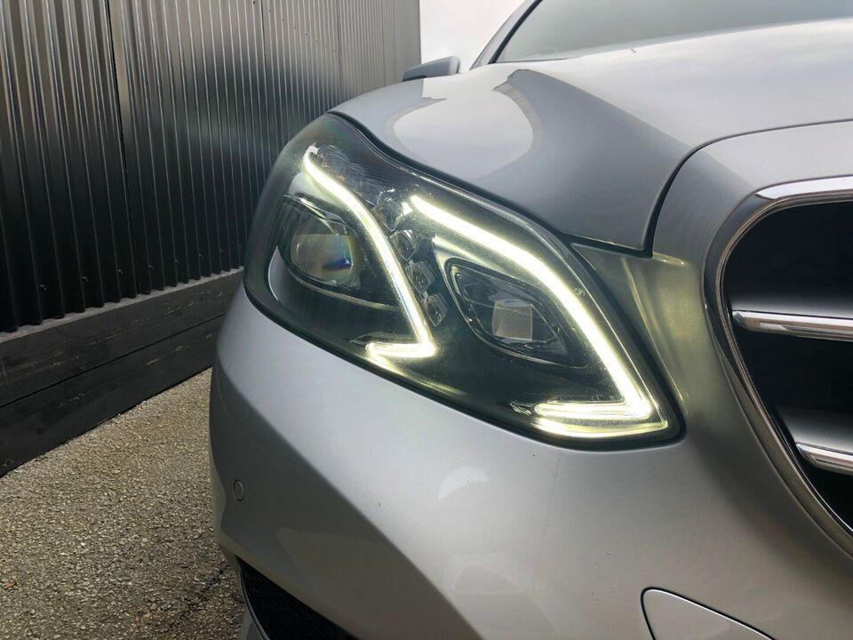 Mercedes E220 2,2 BlueTEC Edition E stc. aut. Diesel aut.