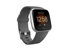 Artikelbild FITBIT Versa Lite Smartwatch Kunststoff S L Dunkelgrau Aluminium NEU OVP