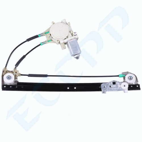 Power Window Regulator for 1997-1998 BMW 528i 540i Rear Right with Motor