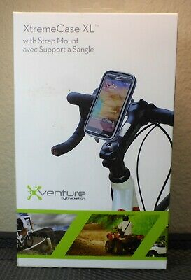 Cellphone Iphone Strap Mount Xtremecase Xl Case Weather Resistant Bicycle Gps Ebay