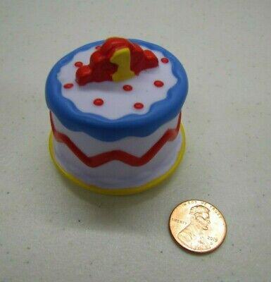 Awe Inspiring New Fisher Price Little People Birthday Cake 1St First Turn 1 Personalised Birthday Cards Beptaeletsinfo