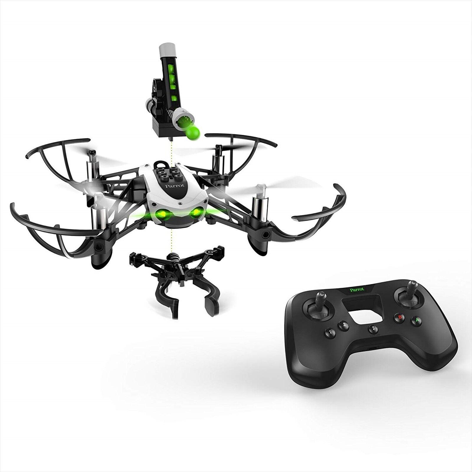 Parrosso Mini Drone Grabber Canon FLYPAD controller Auto hovering PF 727077 F S