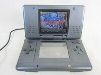 Nintendo DS Black Console System Import JAPAN Video Game 2757