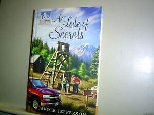 Mysteries of Silver Peak: Flurries of Suspicion by Carole Jefferson 2015