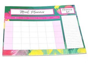 Calendario Repas.Details Sur Magnetique Repas Agenda Liste De Courses Coussinet Semaine Mensuel Notes