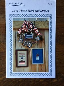 Little-Lindy-Jane-11-Love-Those-Stars-And-Stripes-Chart-NEW
